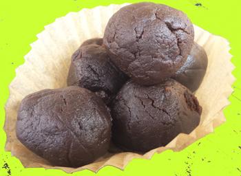 Animal Poop Brownies