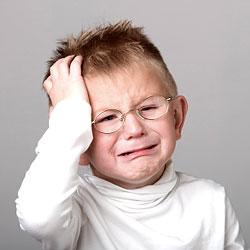 crying kid
