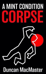 Mint condition corpse cover