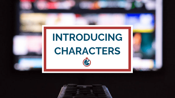 Introducing characters header image
