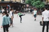 Le Dacau - Jeu de volant vietnamien
