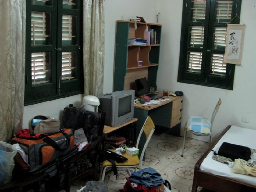 International Teacher's Room