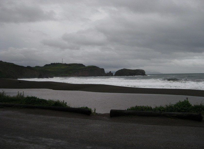 Marin Headlands Shore