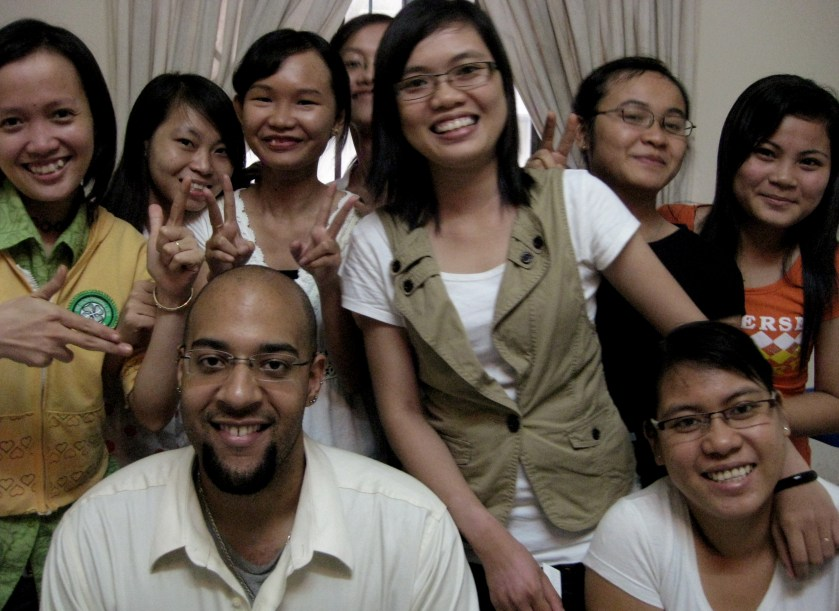 Me And My 2-Week ESL Class at LanguageCorps