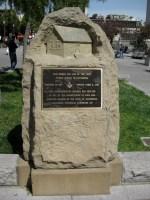 School Monument