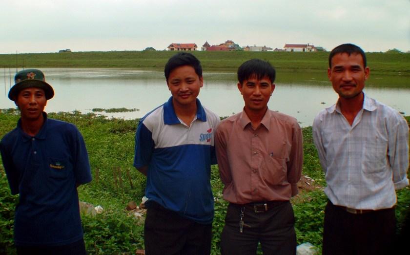 The Men of Bát Tràng