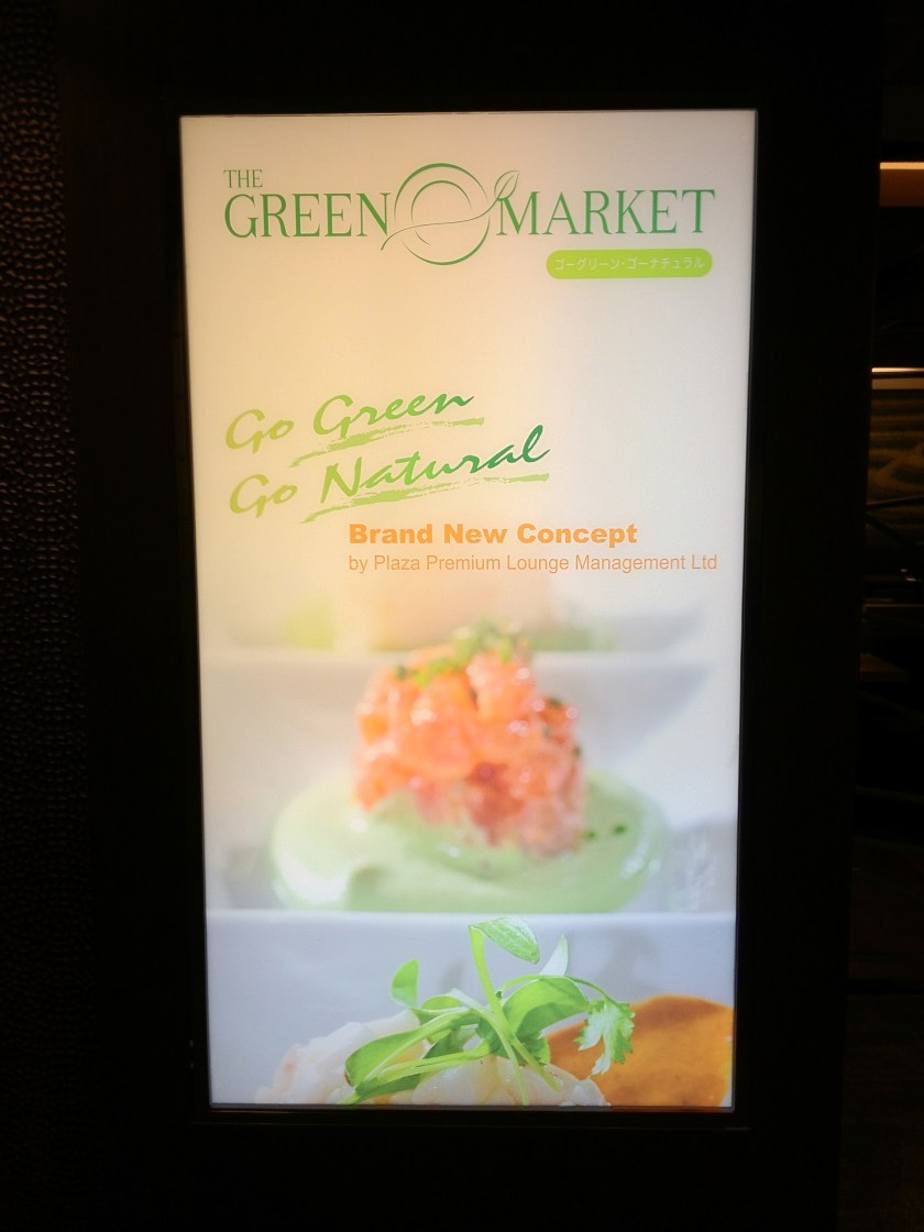 The Green Market at Changi Airport in Singapore