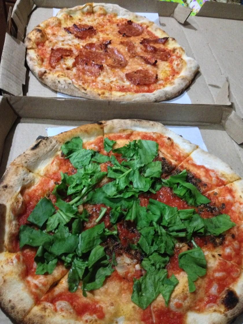 Pizza Diavola, Pizza Marinara