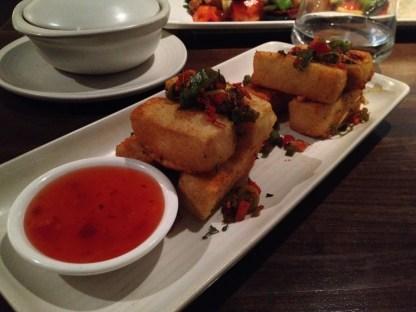 Crispy Organic Tofu
