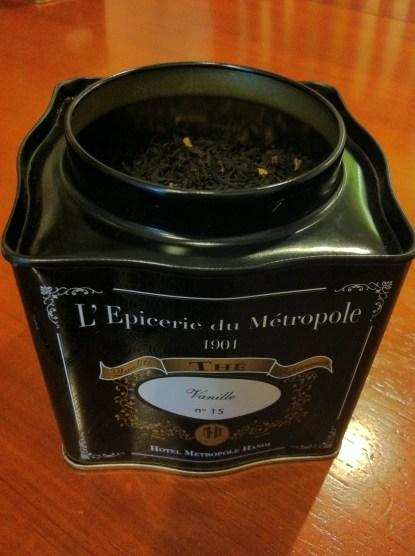 L'Epicerie du Metropole Vanilla (n° 15) Tea