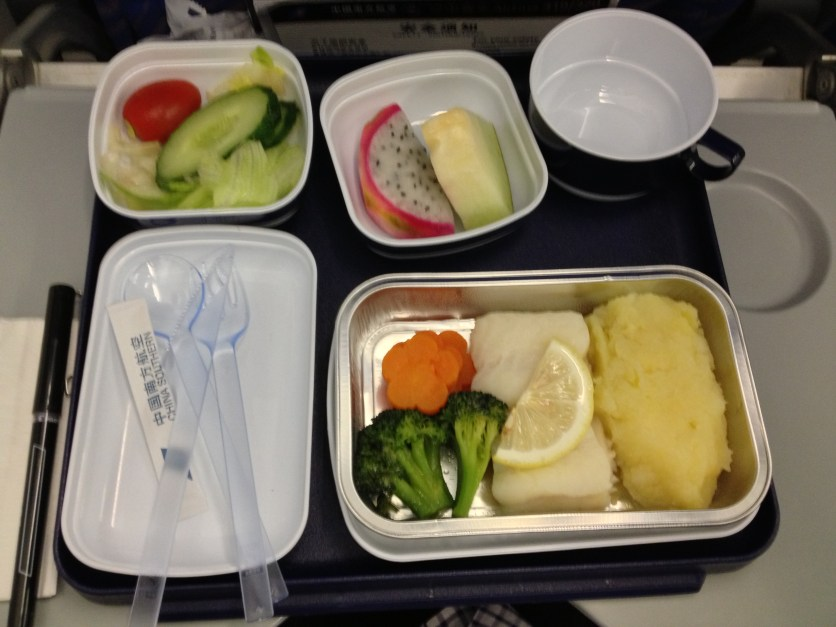 China Southern Airlines Food