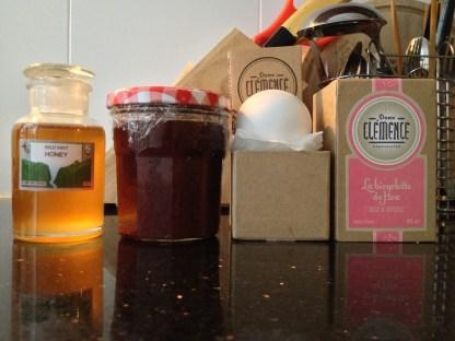Mint Honey, Strawberry Jam, and Room Spray