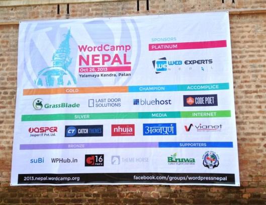 WordCamp Nepal 2013