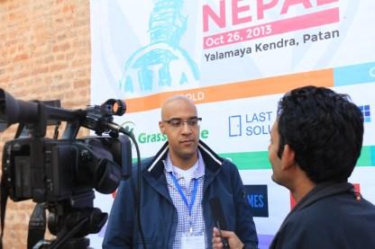 WordCamp Nepal 2013 Interview