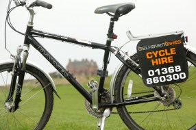 Cycles can be Hired in Dunbar