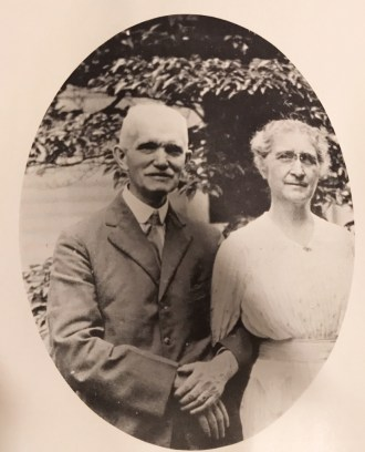 Y.E. Allison II and Margaret Y. Allison