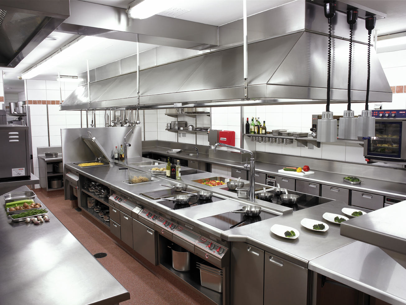 commercial kitchens modern kitchen pulls rent the for easy startup of food business expert home improvement advice by philip barron