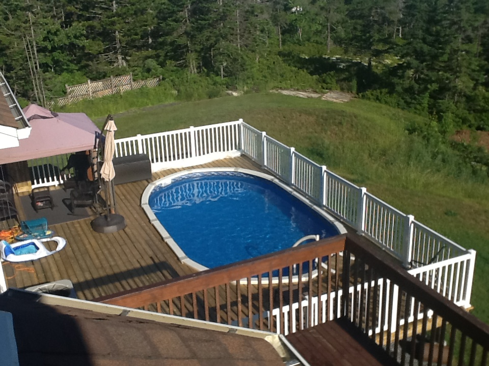 best place to buy kitchen cabinets island for small should i a swimming pool my backyard? - expert ...
