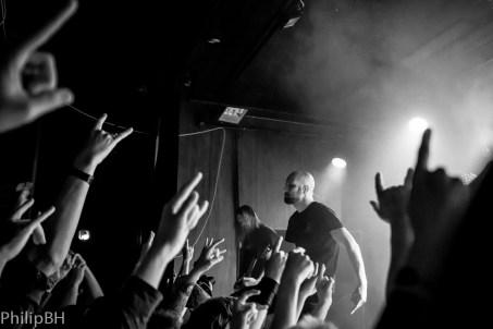 Meshuggah@Vega-1