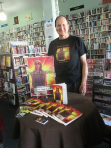 Teen fantasy author Philip Brown