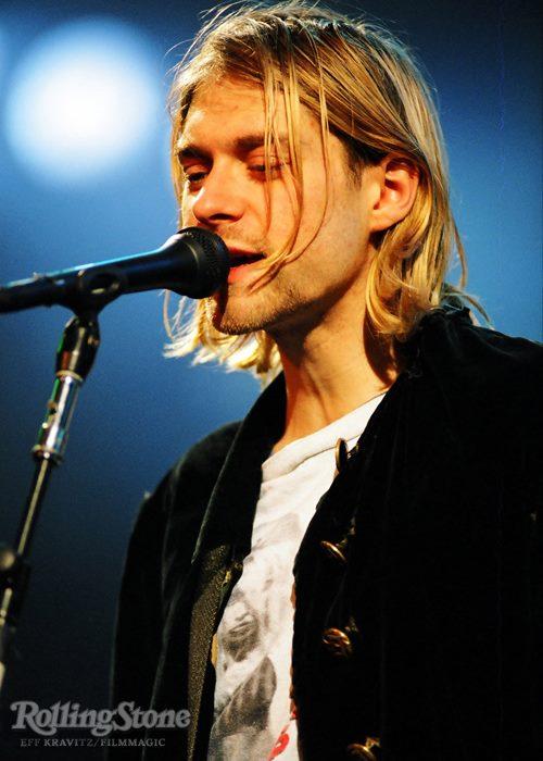 Kurt Cobain on Rolling Stone