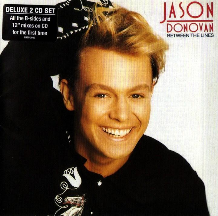 Jason Donovan - Between the Lines [1990]