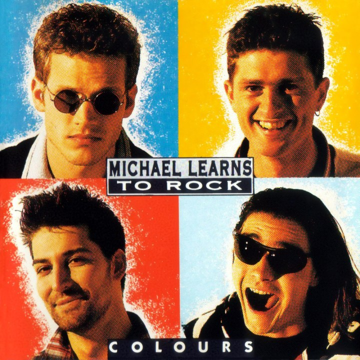 Michael Learns to Rock - Colours [1993]