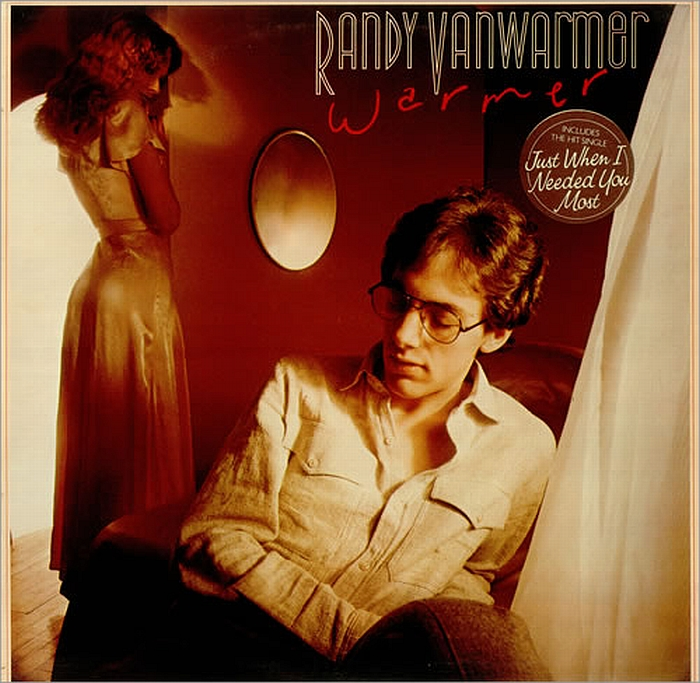 Randy VanWarmer: Just When I Needed You Most