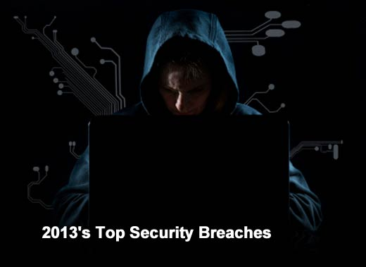 The 10 Worst Data Breaches of 2013