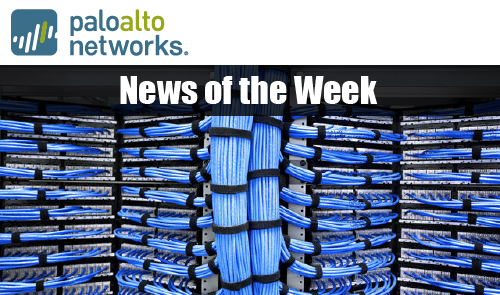 Palo Alto Networks News of the Week – May 23