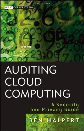 Book Reviews: Auditing Cloud Computing