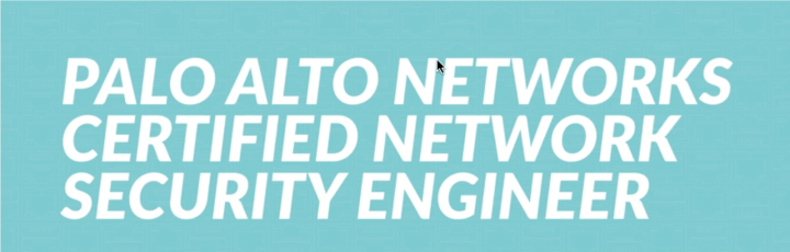 Palo Alto Networks Certified Network Security Engineer (PCNSE) – Vietnamese Walk of Fame