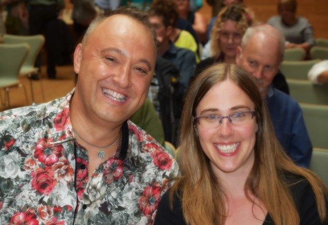 The Mount Haemus Gathering 2016 - The morning's speakers: Kristoffer Hughes & Julia Farley