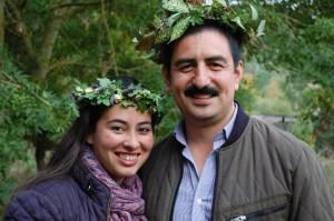 The happy couple - Fernanda & Gonzalo