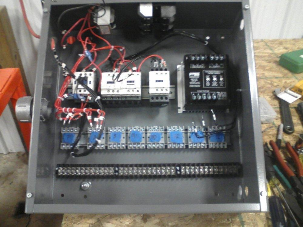 medium resolution of  a custom overhead crane controller on overhead service communications diagram overhead transformer