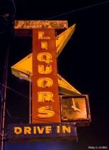 """Drive-In Liquors"""