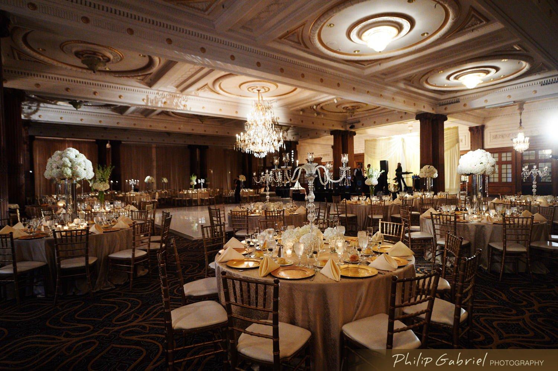 Alexarae  Pats Crystal Tea Room Wedding  Philip Gabriel