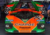 This Mazda 767B was the precursor to the 787B that won Le Mans in 1991