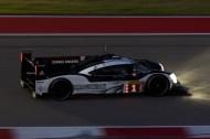 The race winning Porsche 919