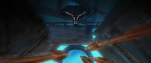 Cave - Reactor Chamber