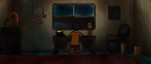 Cave - Phoebe's Room