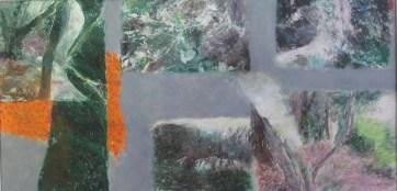 Window, mixed media