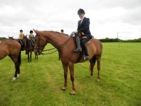 Leaping Horn in Side Saddle | Helen Hollick | Philippa Jane Keyworth