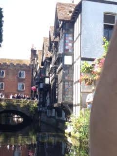 River Stour | Historic Canterbury | Philippa Jane Keyworth