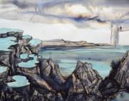 18. Philippa Jones, 'Sweet apocalyptic dreams', pen, ink and watercolour, 2012