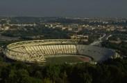 1989:  General view of the Stadio Olimpico in Rome.  Mandatory Credit: Bob Martin /Allsport