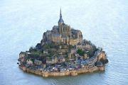 Les horaires des marées et grandes marées au Mont saint Michel en 2021