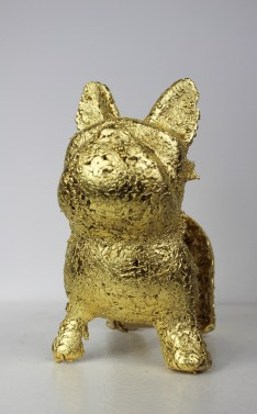 34 sculpture Philippe BUIL Canis Felidae Loyalty 2
