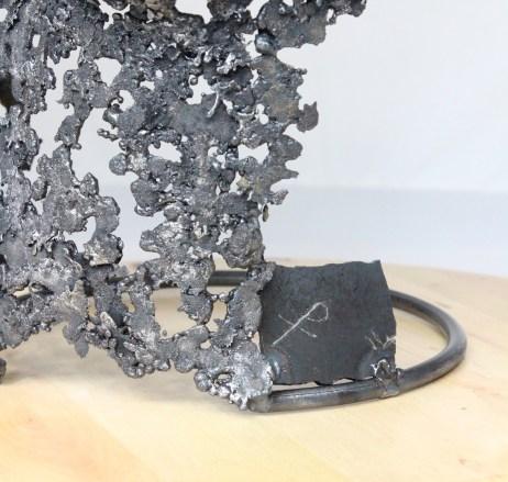 série Belisama - Minerve 6 Sculpteur Philippe Buil