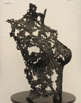 série Belisama - La petite mort 3 Sculpteur Philippe Buil